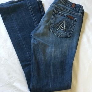 7 For All Mankind (A Pocket)